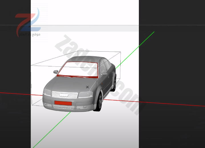 طريقة عرض ملفات ثري دي داخل ملف PDF