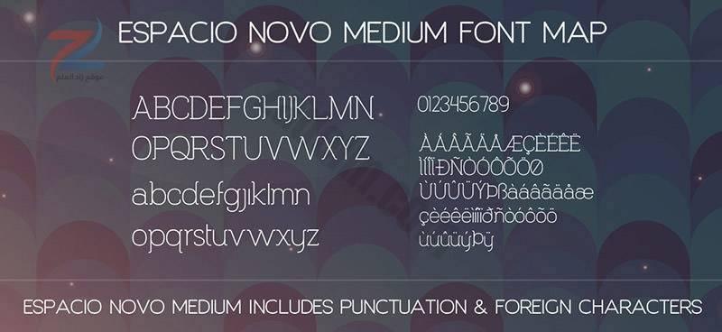 خطوط انجليزية جميلة و مجانية للمصممين