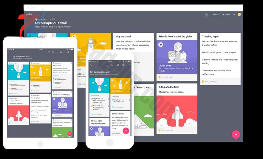 30 طريقة مبتكرة لاستخدام Padlet للمعلمين والطلاب