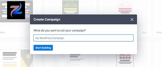اختر اسم الحملة