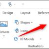 كيفية إدراج صورة داخل النص في Microsoft Word