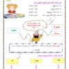 شرح وتدريب على الأحرف للغة العربية للصف الاول