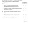 جميع اختبارات اللغة الانجليزية للصف السادس في ملف بي دي اف واحد