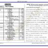 ملخص لتحضير الطالب لاختبارات اللغة الانجليزية النهائية للثاني عشر