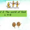 شرح الدروس من الرابع للسادس لغة انجليزية الوحدة الثانية الصف السادس